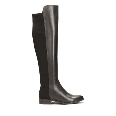 be3cfc5b772 Caddy Belle. Womens Boots. Black Leather