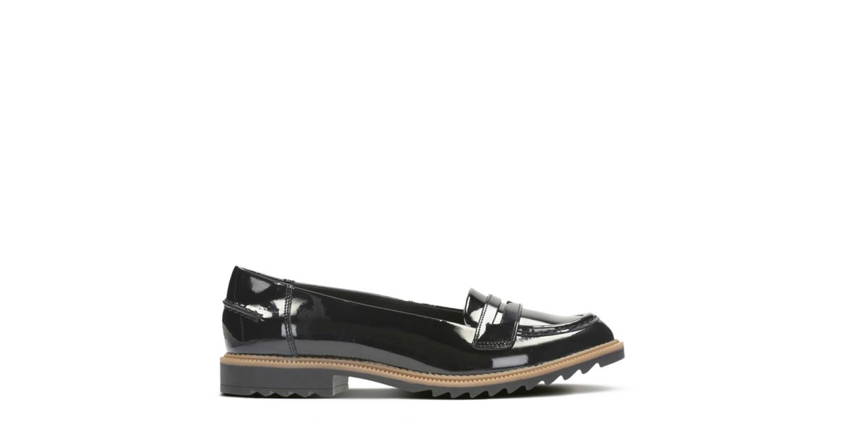 b9d2a120ddc Griffin Milly Black - Women s Shoes - Clarks® Shoes Official Site ...