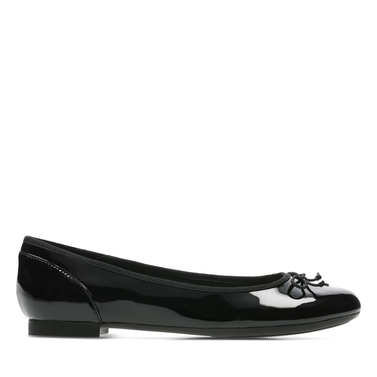 8e23f88e9b89e Couture Bloom Black Patent | Clarks