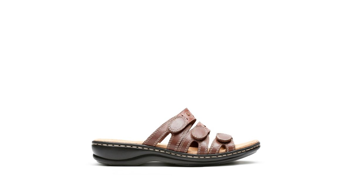 eeec81bb84a7 Leisa Cacti Q Brown Multi - Shoes for Women - Clarks® Shoes Official Site