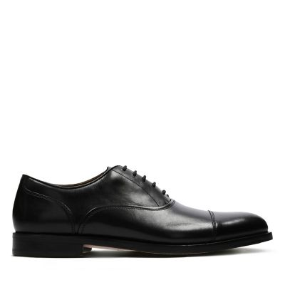 620ffe83bf32 Coling Boss. Mens Shoes. Black Leather