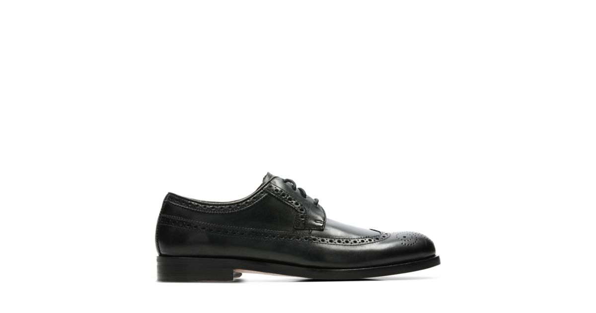 19d88af18c Coling Limit Black Leather | Clarks