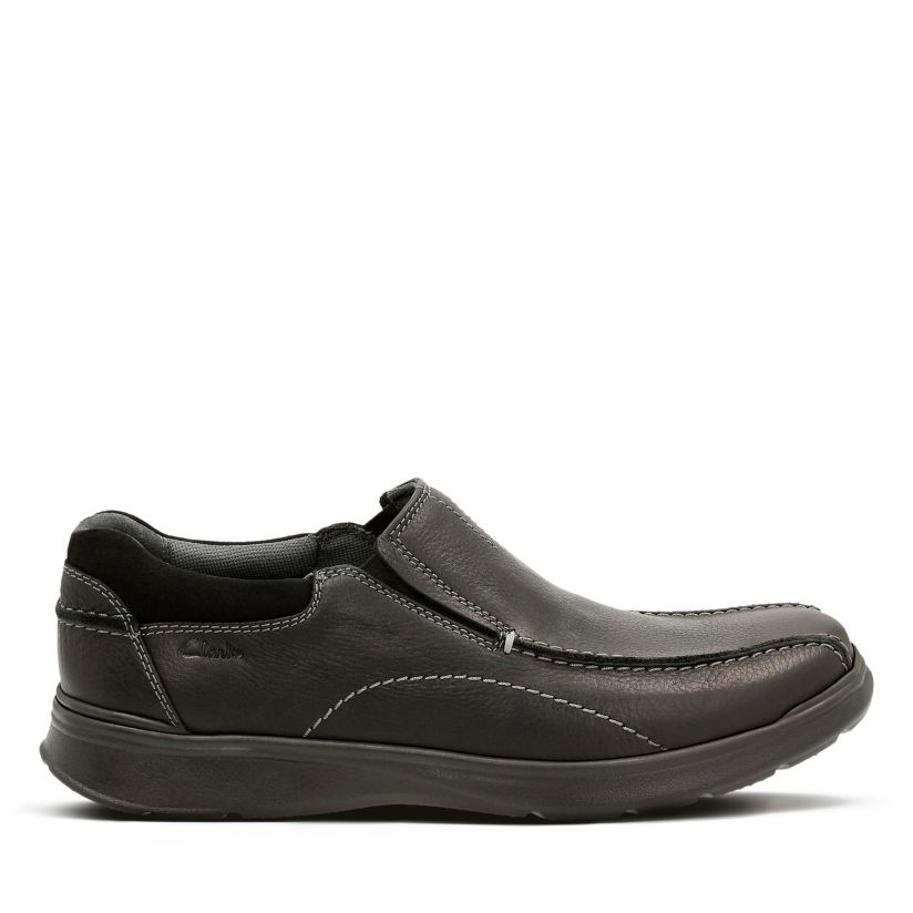 Clarks Mens Casual Shoes Cotrell Free