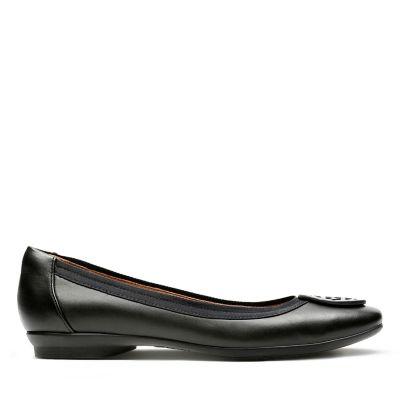 34d0bd1b9bce Candra Blush. Womens Shoes. Black Leather