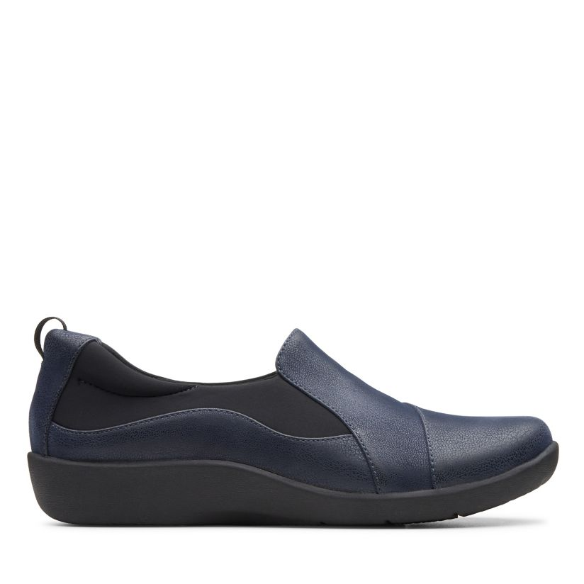 Clarks Walk Maye Boys Black School Shoes UK Size 3.5 Fit E