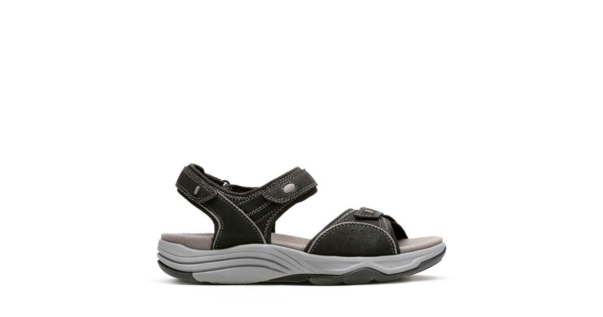86cffd8e4dd Wave Grip Black Synthetic - Women s Wavewalk Shoes - Clarks® Shoes Official  Site