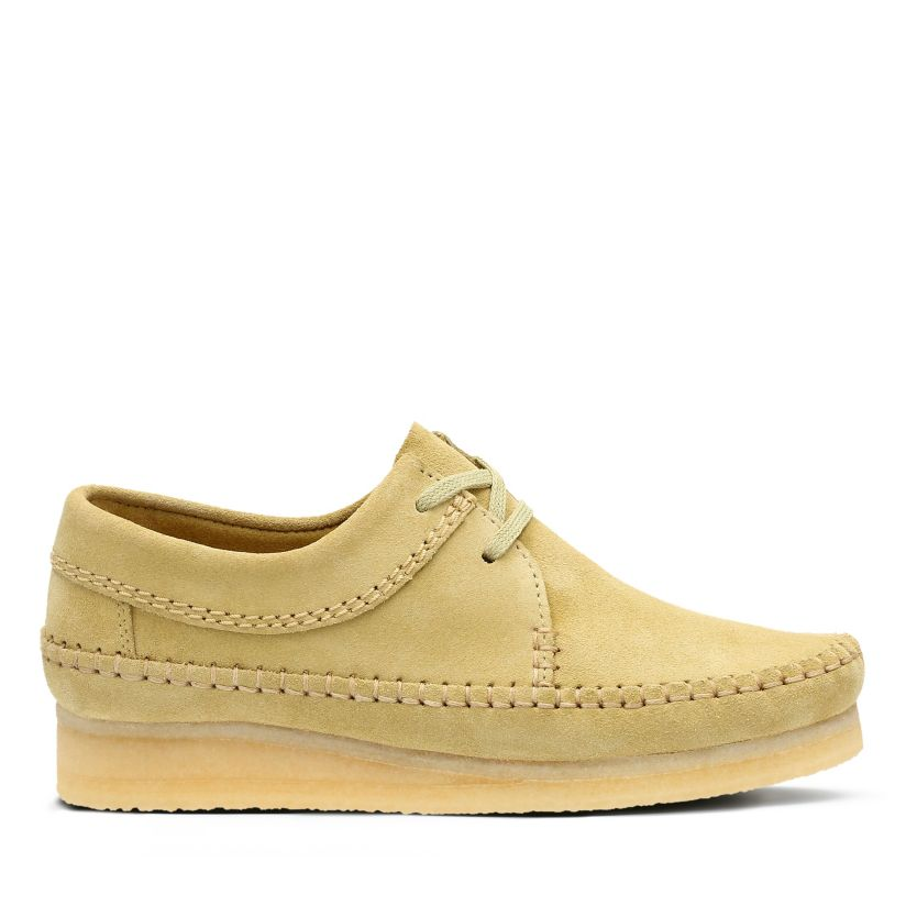 4f86c2b1bb11 Weaver. Maple Suede - Clarks Women's Originals - Clarks® Shoes ...