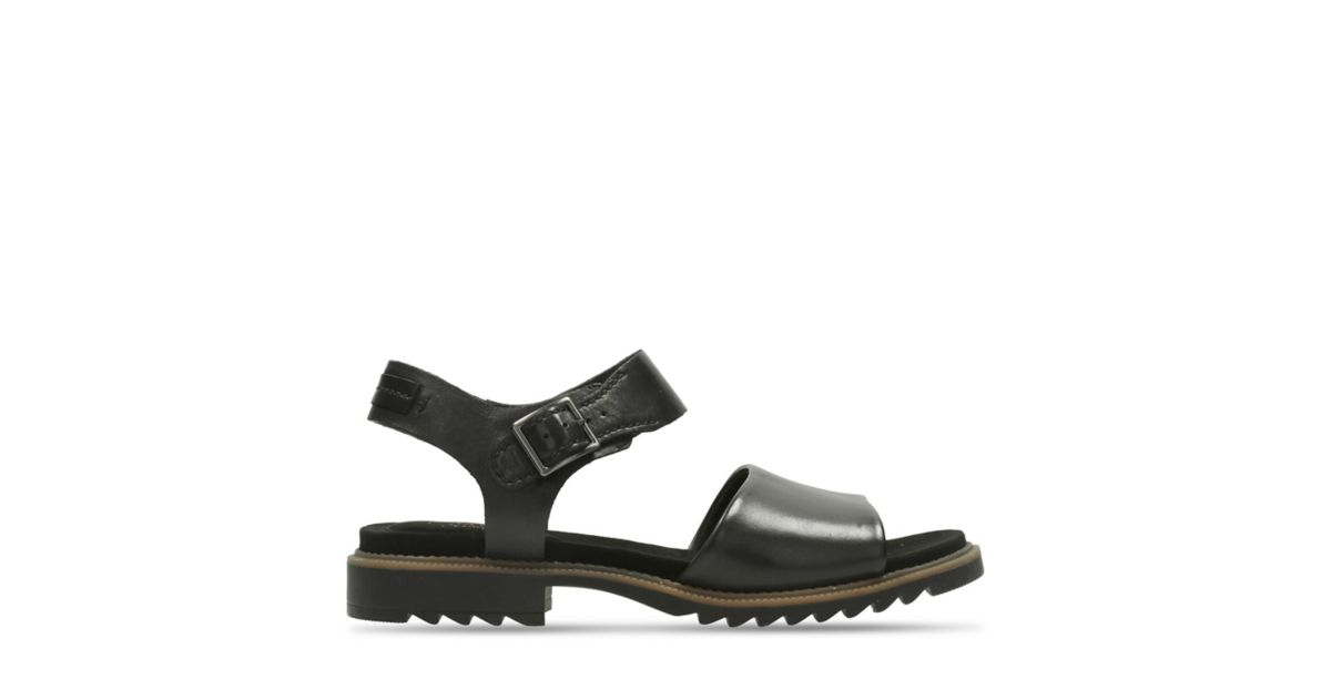 5c385186b201 Ferni Fame Black Leather
