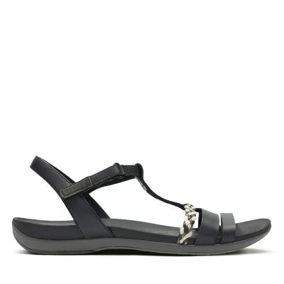 Clarks Tealite Grace Olive Sandals for women Get stylish