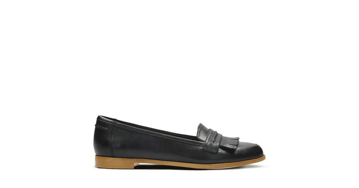 6ce2b572ea19 Andora Crush Black Leather