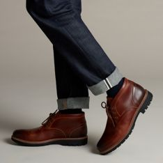 Details about Mens Clarks Smart Ankle Boots Batcombe Lo