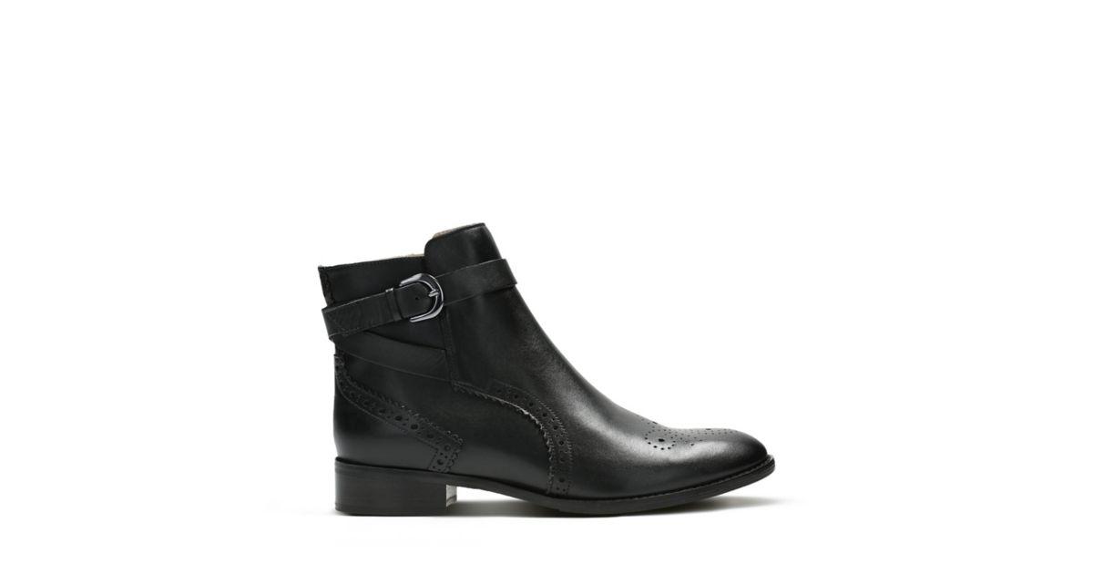 fc2db2dd54479f Netley Olivia Black Leather