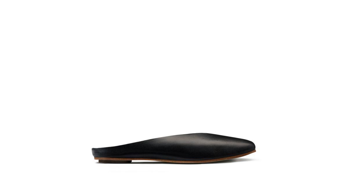 936d319ed009 Margot Mule Black Leather - Clarks Women s Originals - Clarks® Shoes  Official Site