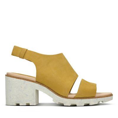 3b31feacfcd Womens Block Heels