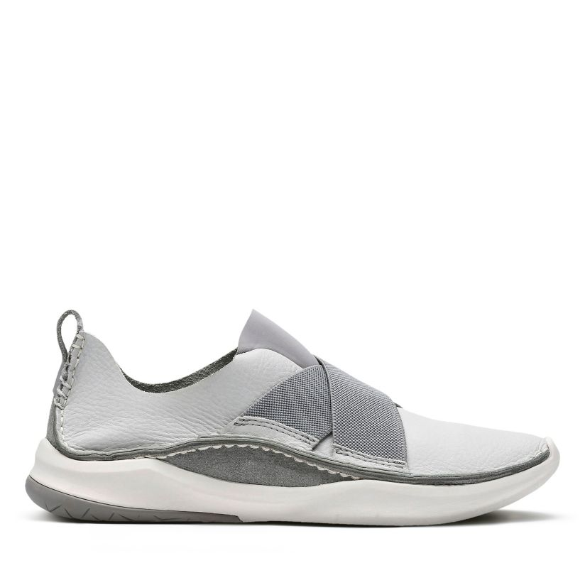 sopracciglio Far sapere carta  PrivolutionEx. Light Grey Leather - Womens Privo - Clarks® Shoes Official  Site | Clarks