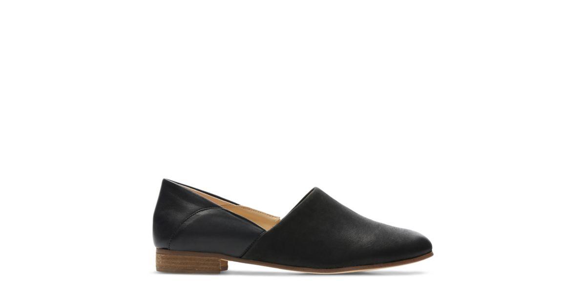63d64d4854e Pure Tone Black - Women s Shoes - Clarks Shoes Official Site
