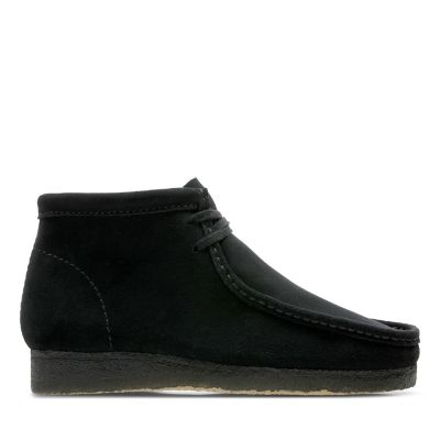 38fd06ef1a9 Wallabee Boot. Mens Originals Boots. black suede. 5.0 out of 5 stars5 0 5.0  14