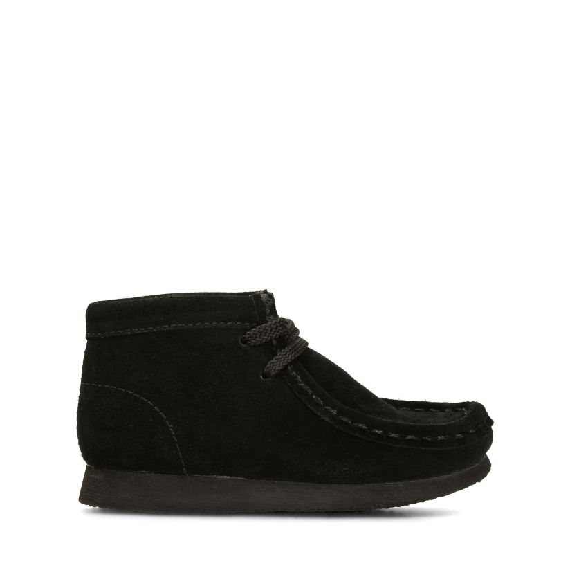 Clarks Wallabee Suede Boot On Sale $30 Off With Free