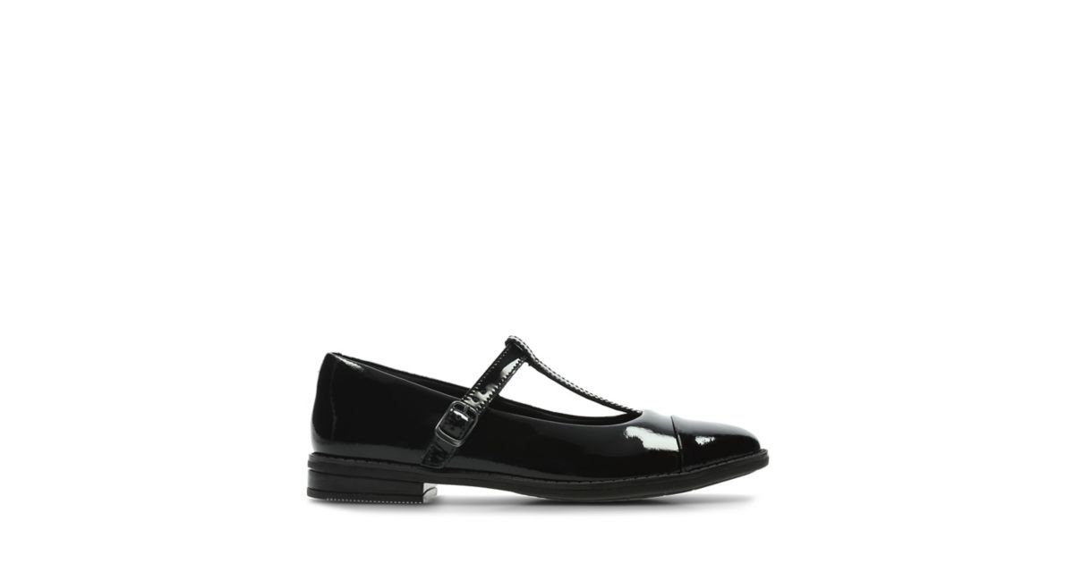 d869d5e2756 Drew Shine Black Patent Leather | Clarks