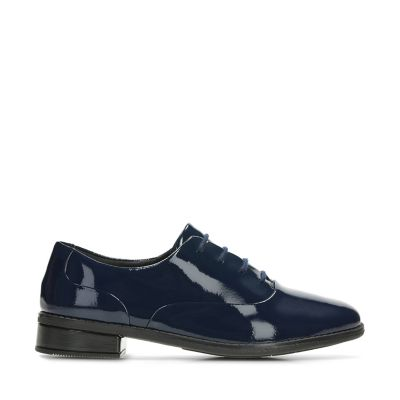 60d11d89 Drew Star. Zapatos para el colegio niña. charol marino