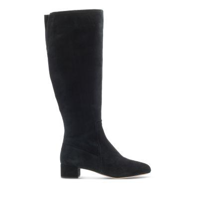 Ladies Clarks Knee High Boots Orabella Ava