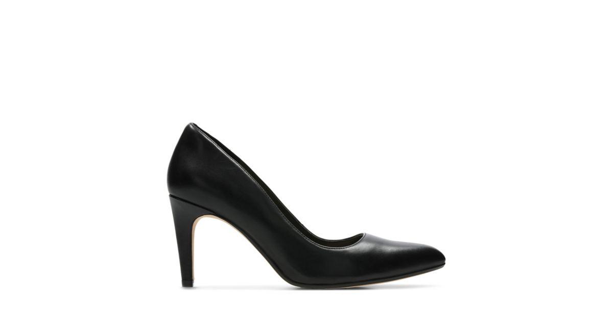 4d8132283 Laina Rae Black Leather - Women's Shoes - Clarks® Shoes Official Site |  Clarks