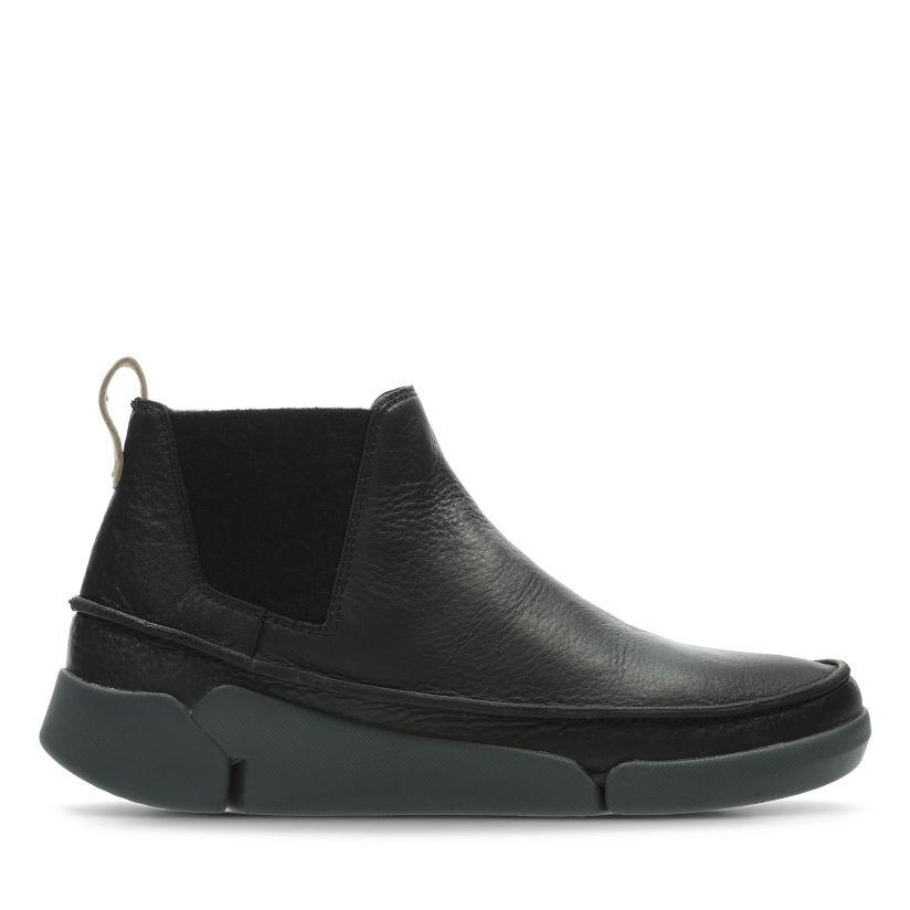 bdd62eb1edd4b6 Tri Poppy Black Leather- Official Site of Clarks® Shoes   Clarks