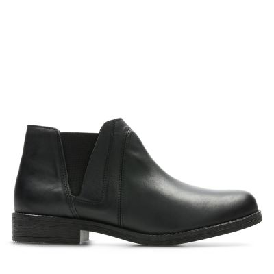 fbe17019d89 Demi Beat. Womens Boots. Black Leather