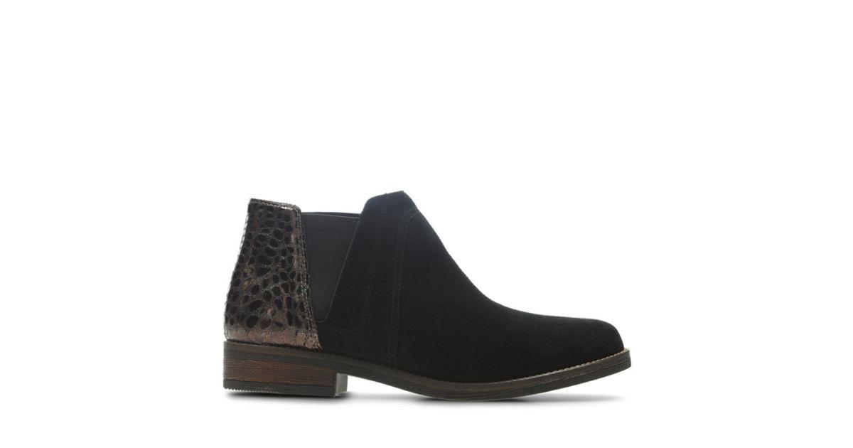 prix de gros Clarks Originals Desert boots en daim Clarks