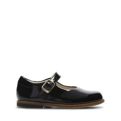 8238650d4ab Drew Sky. Kids Shoes. Black Patent Leather