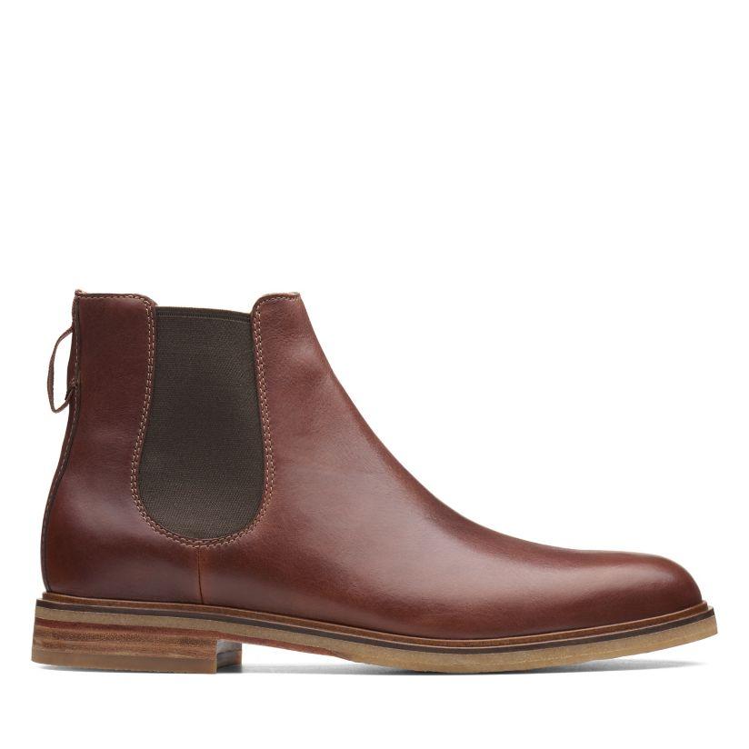 Clarks Chelsea Boots Damen simply