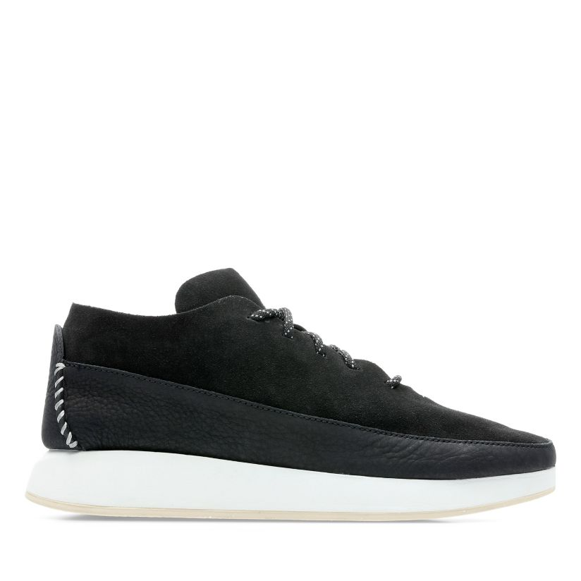 Clarks Originals Kiowa Sport Black 26136542 Heren