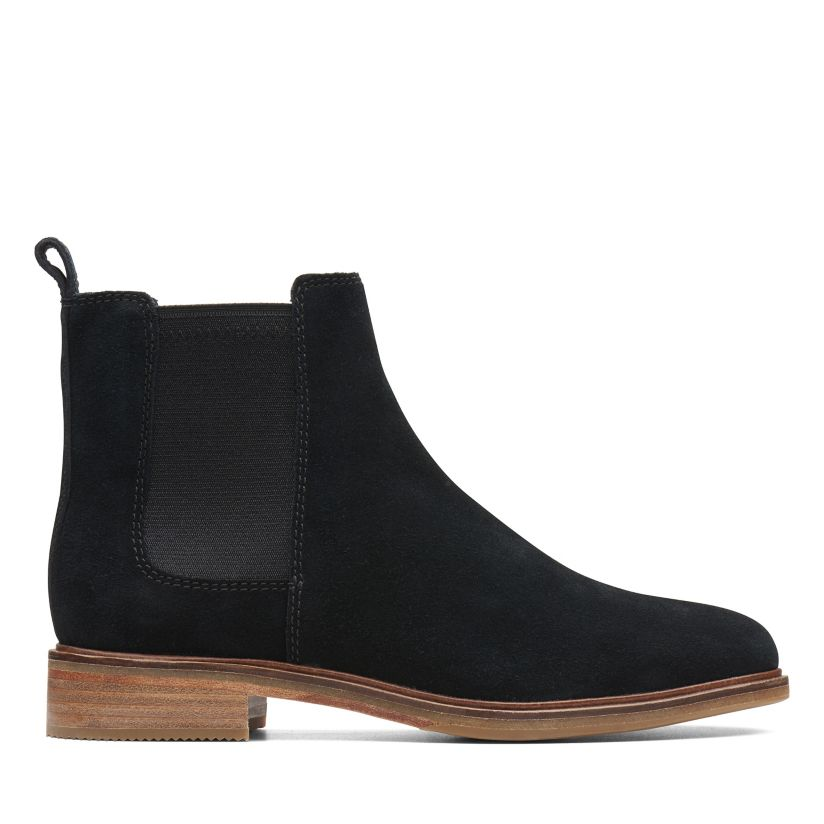best loved sneakers new design Clarkdale Arlo Black Suede - Womens Boots - Clarks® Shoes Official ...