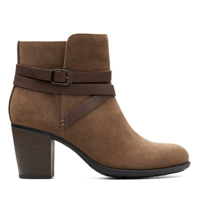3ade5318a4d Womens Comfortable Boots   Booties - Clarks® Shoes Official Site