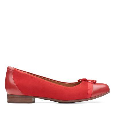 cd75d33c867 Un Blush Cap. Womens Shoes. Red Combi