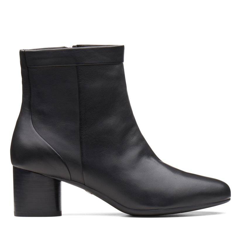Leather Womens Ankle Boots | Rogerson Shoes