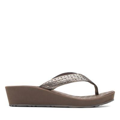 b71b6315a88 Women s Flip Flop Sandals - Clarks® Shoes Official Site