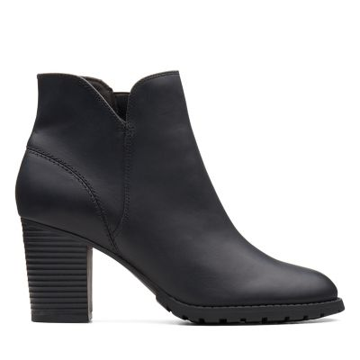 798fa222a8b Womens Ankle Boots | Leather & Suede Ankle Boots | Clarks