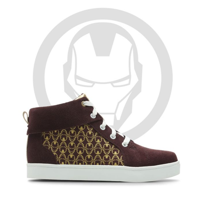 Kids Iron man hi-tops
