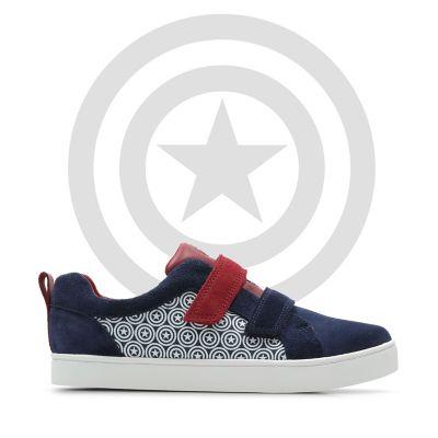 d23dc6d102 Marvel X Clarks Collaboration | Kids Avengers Shoes | Clarks