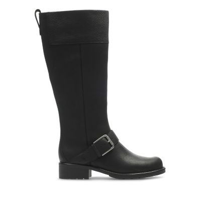 aed27649e34 Knee High Boots | Black, Brown & Tan | Leather & Suede | Clarks