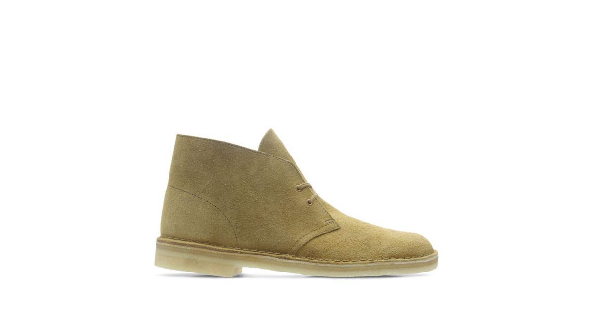 c54e1d2afb3 Desert Boot Oak Suede