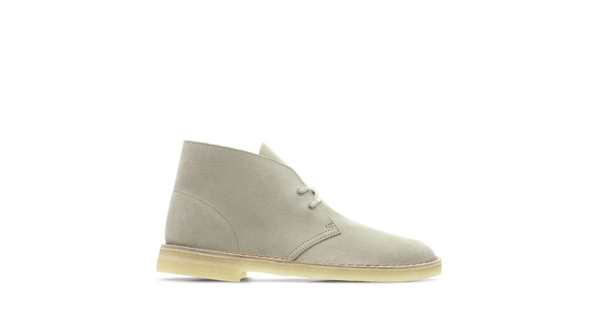 clarks desert boots extra wide