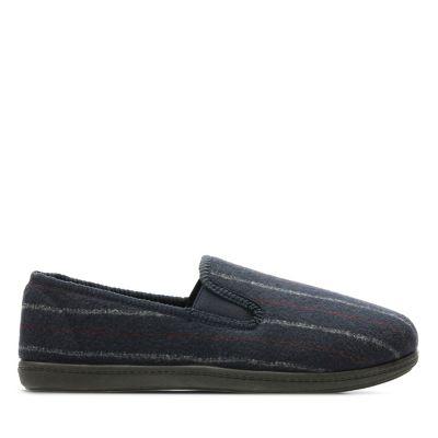 c10bb6268 Men's Slippers | Slippers for Men | Men's Slipper Boots | Clarks