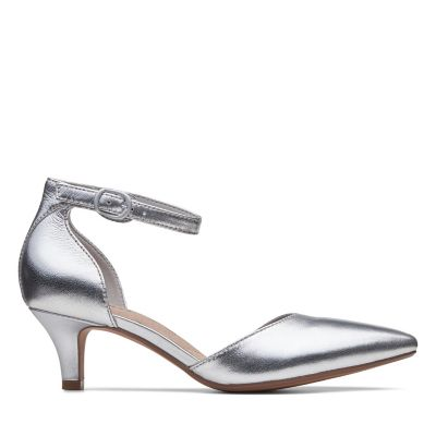 22af87f6ce4 Linvale Edyth. Womens Shoes. Silver