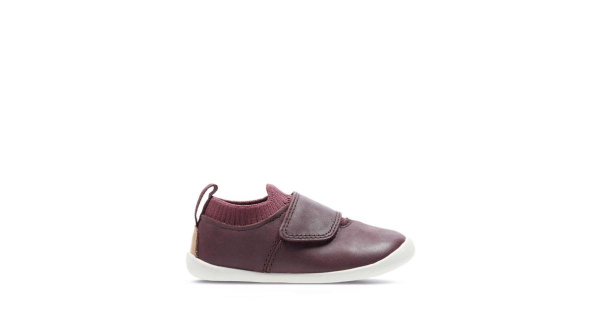 21f731e7a96 Roamer Seek Burgundy Leather