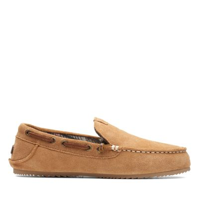 f06bf82a13 Men's Slippers - Clarks® Shoes Official Site