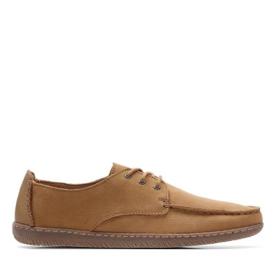 Saltash Lace Tan Nubuck