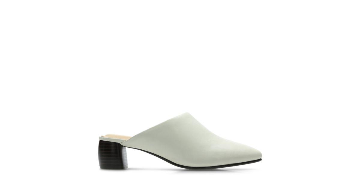 a8d9399528 Grace Blush Weißes Leder | Clarks