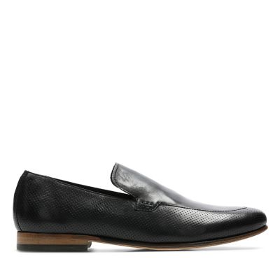 Form Easy Black Leather